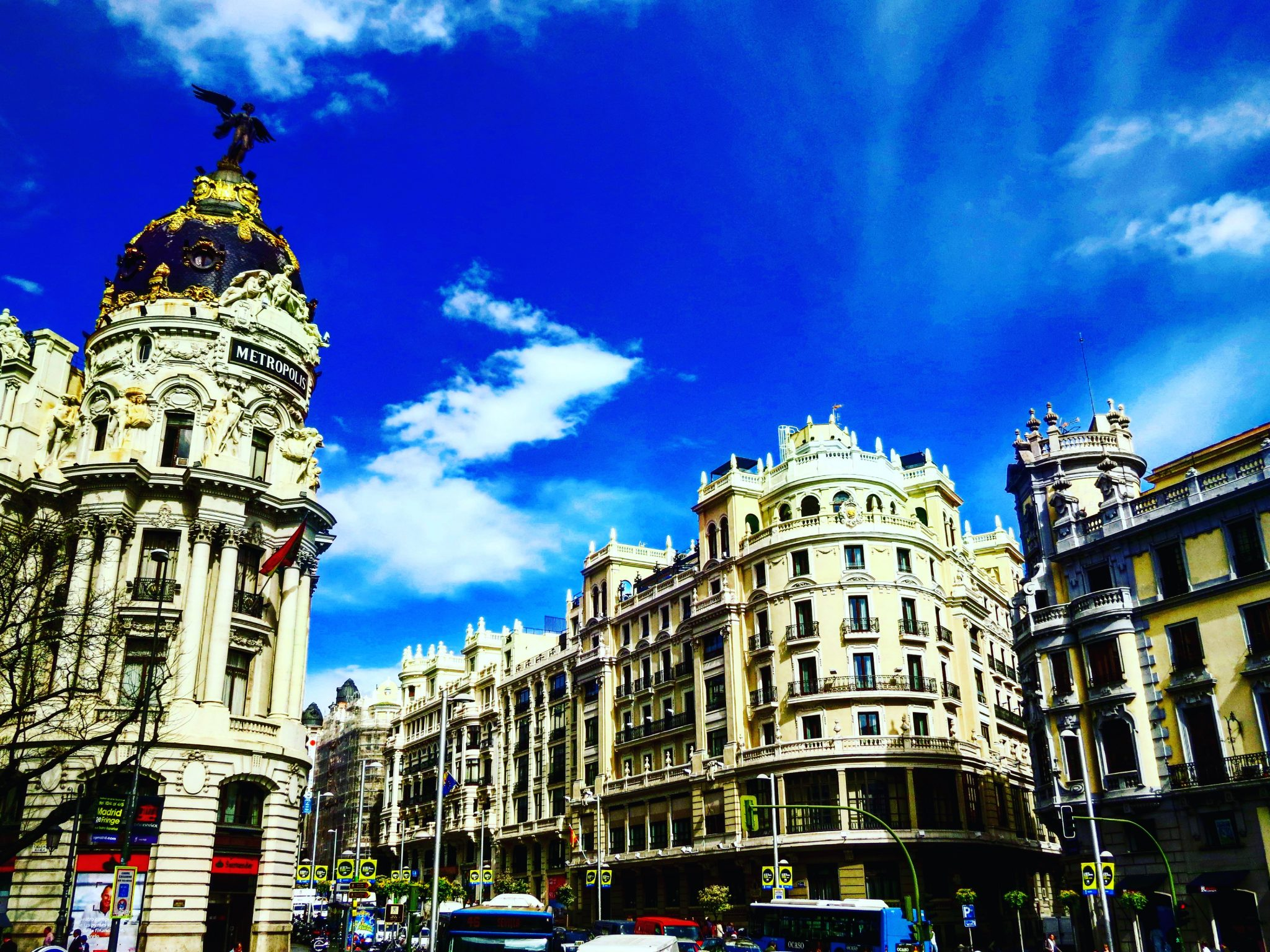 Majestic Madrid Attractions Travel With Me 24 X 7